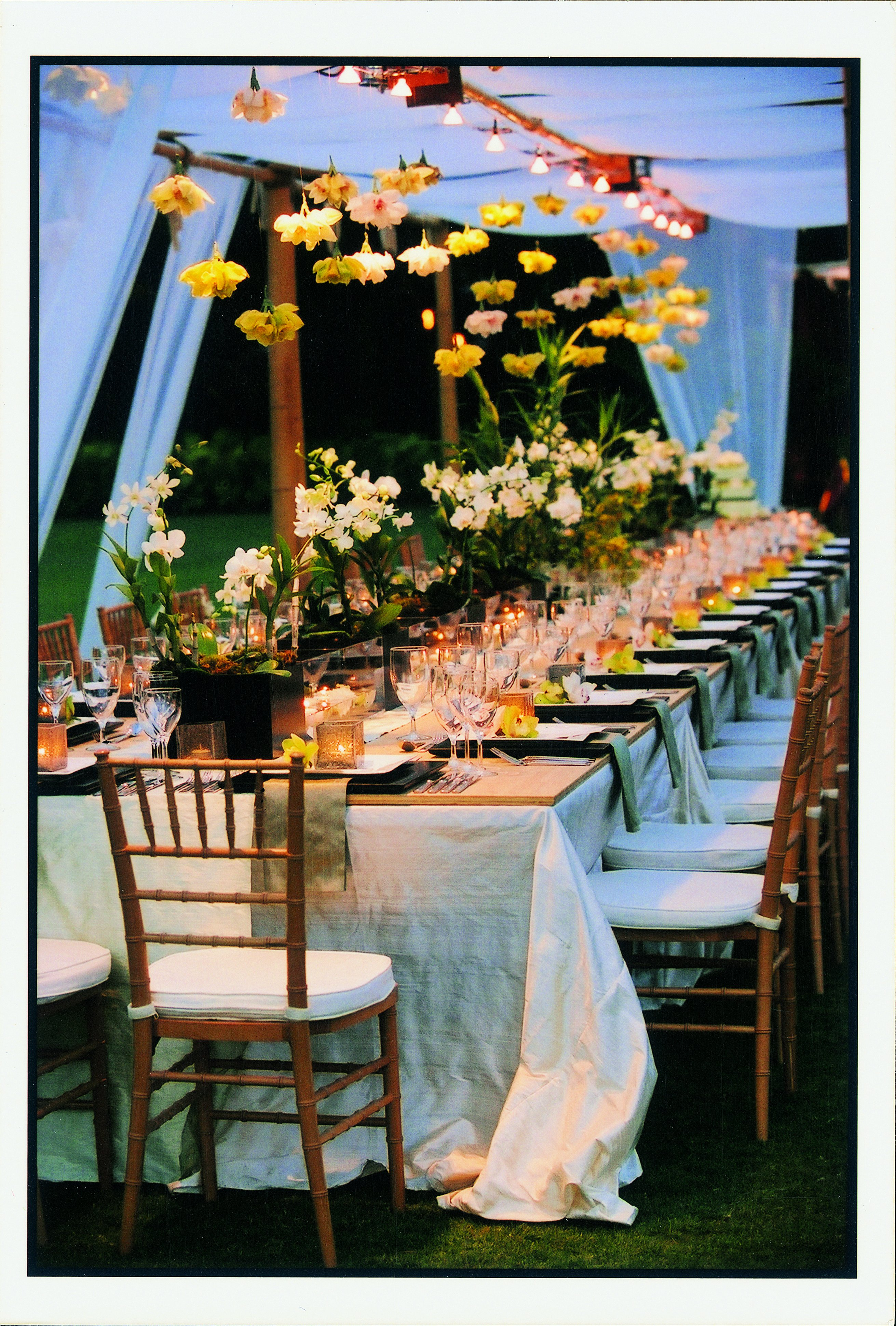 Outdoor wedding reception decorations interior design ideas for Wedding interior decoration images